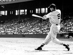 Ted Williams - swing