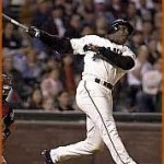 Barry Bonds Follow through