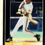 Barry Bonds Pirates 1992