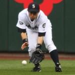 Ichiro fielding 1