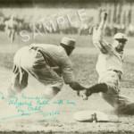 Ty Cobb sliding 3