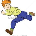 Kid running 5