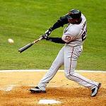 Barry Bonds HR
