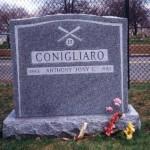 Conigliaro Grave